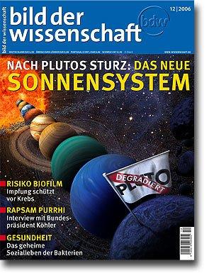 """Abo Tipp: """"Bild der Wissenschaft"""" Jahresabo für 87,60€ + 10€ Gutschein & 65€ BestChoice Gutschein"""