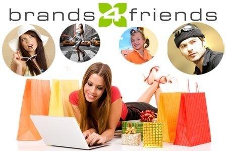 brands4friends 20€ Gutschein abkassieren und nur 10€ bezahlen
