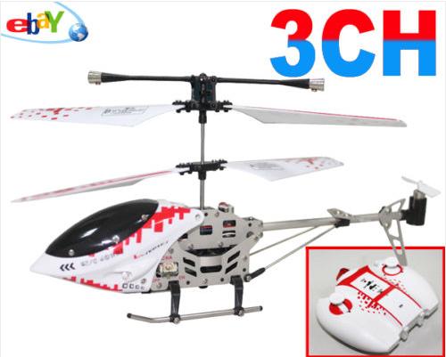 RC Mini Metall Hubschrauber für 13,58€ inkl. Versand