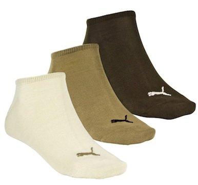 PUMA 6 Paar Sneaker Socken nur 8,99€ inkl. Versand