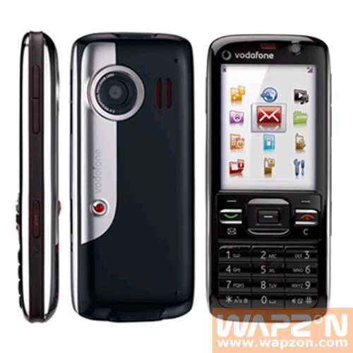 Vodafone Handy 725 (Bluetooth, UMTS, MP4 Player, Kamera...) nur 39,99 € inkl. Versand