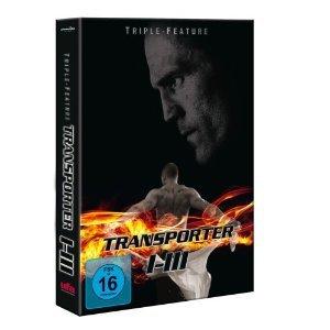 Triple Feature (3 DVDs) Transporter I III für 17,99 €