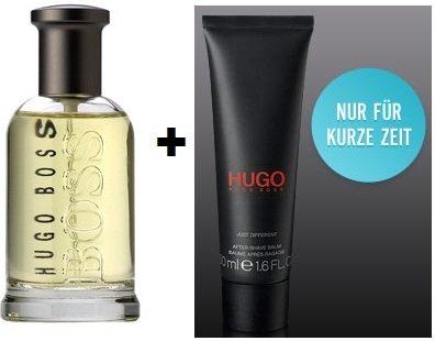 *HOT!* Hugo Boss Bottled 50ml + Aftershave + 2 Proben nur 26,95€ (Preisvergleich 40€)