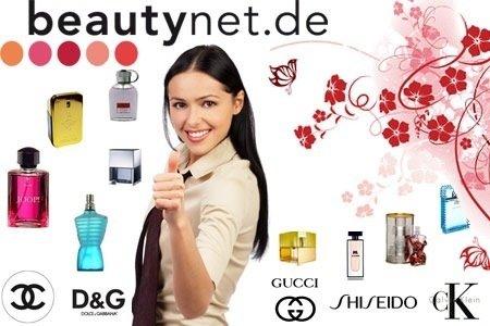 Parfüm zum Muttertag? 30€ beautynet.de Gutschein für 14€