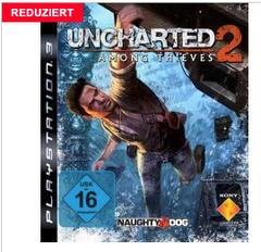 Beeilung! Uncharted 2 (PS3) nur  25,85€  inkl. Versand
