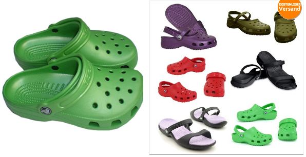 eBay WOW Original Crocs nur 18,99€ inkl. Versand