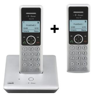 T Home Sinus 103 Telefon + 2. Zusatztelefon nur 29,99€