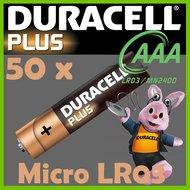 Duracell Micro AAA LR03 50er Pack nur  14,34€ inkl. Versand