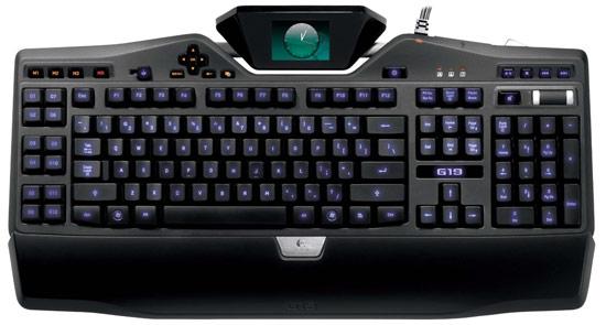 Logitech G19 Gaming Tastatur, für nur 89€