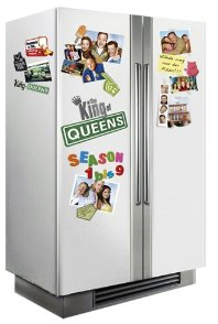King of Queens – Limitierter Kühlschrank (DVD Box) mit Season 1 9 nur 82,99€ inkl. Versand