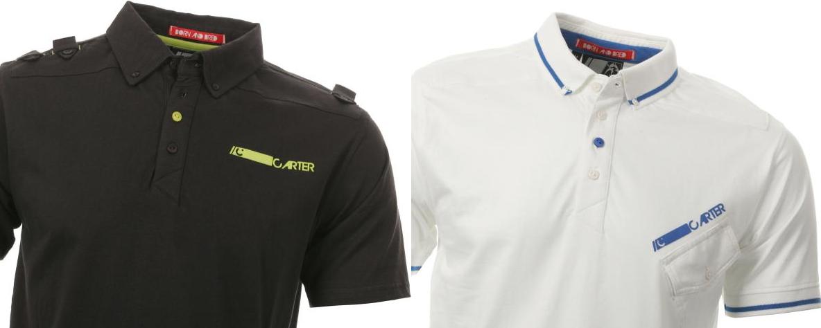 Carter Mens Polo Shirt nur 14€ inkl. Versand (Preisvergleich 28€)