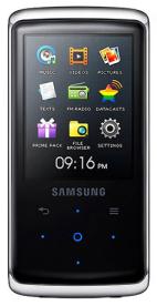 Samsung Q2 8GB MP3 Player für 55€ inkl Versand (Preisvergleich 84€)