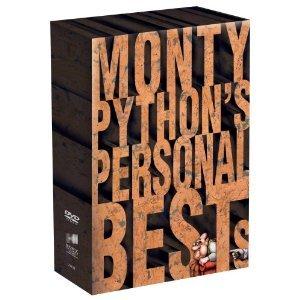 6 DVDs Monty Pythons Personal Bests für nur ab 9,99 inkl. Versand
