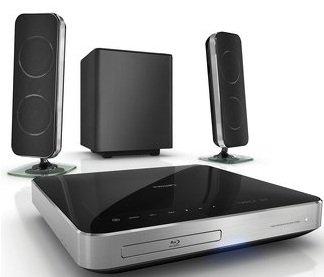 "Philips ""HTS7200″ 2.1 Blu ray Heimkino System ab 344€ inkl. Versand (Preisvergleich ab 365€)"