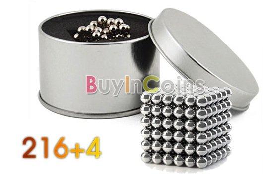Nettes Gadget! Sphere Neo Cube Magnetic Balls nur 7,32 € inkl. Versand
