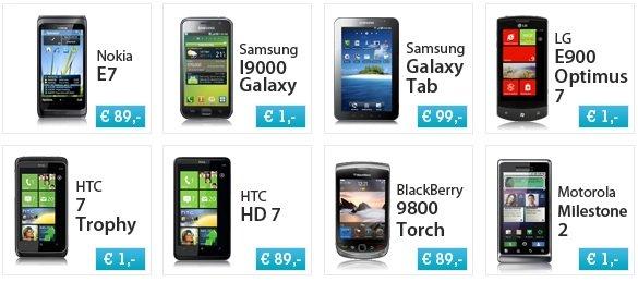 *HOT!* Milestone 2 ab 1€! + Vodafone SuperFlat (+ Datenflat, 60 Frei Min, WE Flat) nur 19,95€/Monat