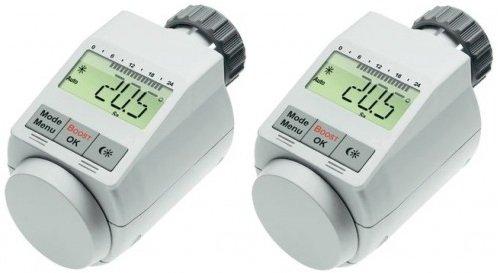 *Tipp* 2 Heizkörper Thermostate zusammen nur knapp 25€ inkl. Versand