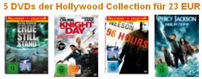 Neue Blu ray/DVD Rabatt Aktionen