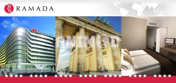3 Tage Berlin mit Übernachtung inkl. Frühstück im 4 **** Hotel Ramada Alexanderplatz für 2 Personen   99€