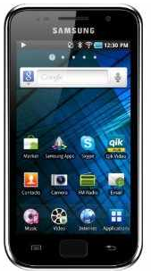 [Amazon Warehouse] Mediaplayer: Samsung Galaxy S Wifi 4.0, 4″ Touchscreen, 8GB, 3.2 MP, WiFi, weiß inkl. Versand 112,16€ (Vergleich 153€)