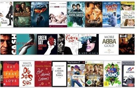 Günstige gebrauchte DVDs, Blu rays, Games durch 30€ medimops Gutschein für 12€