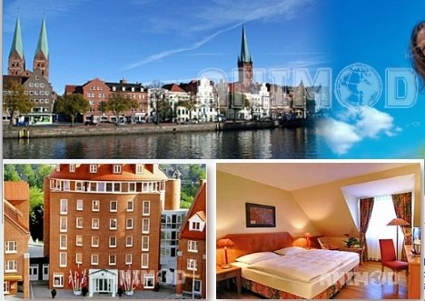 Lübeck 4**** Hotel (2 Personen, 2 Übernachtungen, Frühstück) nur 99€