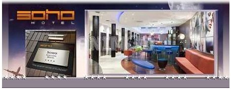 eBay Tagesangebot! 2ÜF für 2 Personen im 4* Soho Boutique Hotel Budapest für 88€