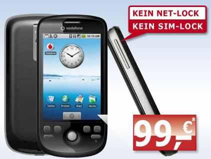 HTC MAGIC Android Touchscreen Smartphone für 99€ inkl. Versand