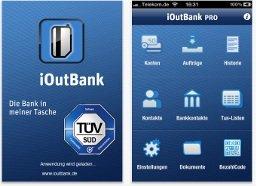 Homebanking Software iOutBank Pro für iPhone & iPad für 1,59€ (sonst 6,99€)