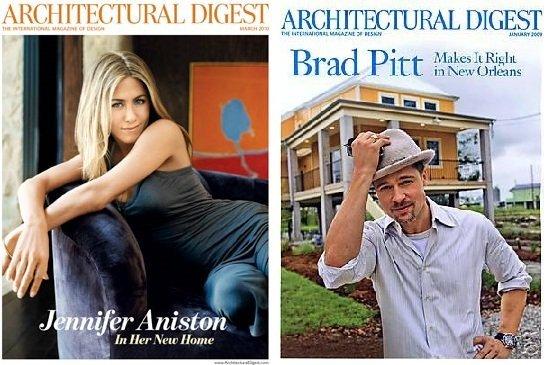 Jahresabo der Architectural Digest für 52€ + 50€ Gutschein