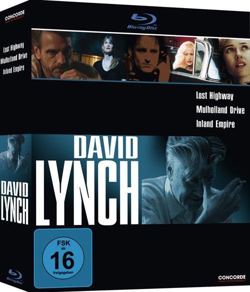 David Lynch Box [Blu Ray] für nur 20,44€ inkl. Versand!