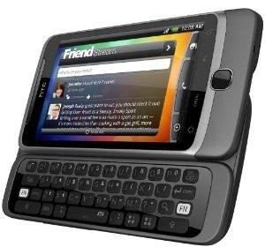 HTC Desire Z für 1€ + Base (Internet Flat) nur 11€ / Monat