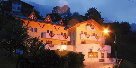5 Übernachtungen im 4**** Hotel Sunshine in Kappl / Ischgl für 2 Personen nur 299€