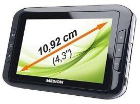 Medion 4,3 tragbarer LCD TV mit DVB T für 39,99€ inkl. Versand