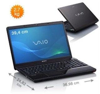 Sony Vaio EB4 (15,5″, 3G, Core i3, Win7Pro) (B Ware) nur 399€ inkl. Versand (Vergleichspreis 539€)