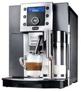 DeLonghi ESAM 5500 nur 549€ inkl. Versand   Kaffeevollautomat mit Milchbehälter
