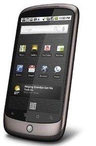 Google Nexus One Neuware nur 222,22€ (Preisvergleich 303€)
