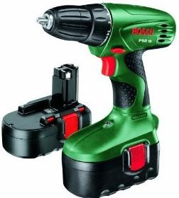 Bosch PSR18 inkl. Zweit Akku nur 74€ inkl. Versand (Preisvergleich 125€)   wieder da!