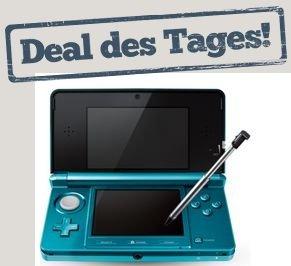 Nintendo 3DS für 136€ inkl. Versand (!)