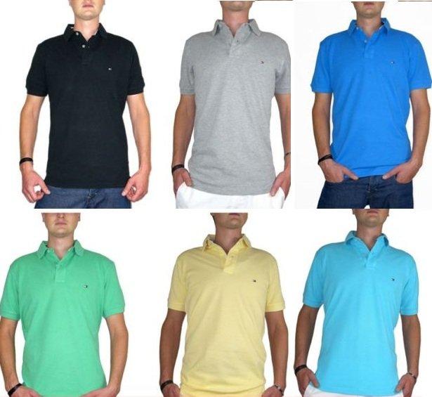 Verschiedene Tommy Hilfiger Poloshirts nur je 32€ inkl. Versand