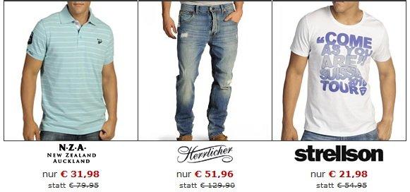 Schnäppchen! (60% Rabatt auf UVP) Tommy Hilfiger Shirts ab 11€…uvm! (+10€ Gutschein)