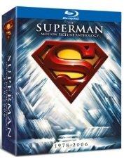 [Amazon] Superman   Die Spielfilm Collection 1978 2006 [Blu ray] für nur 20,99€ inkl. Versand