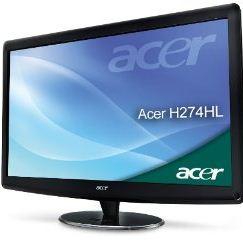 *Preisfehler*Update* Amazon Blitzangebot seit 16:3oUhr! 27 Monitor: Acer 68,6 cm LED mit Full HD, VGA, DVI, HDMI, jetzt inkl. Versand  219€
