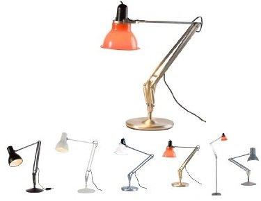 Verschiedene Anglepoise Design Lampen bis zu 40% billiger