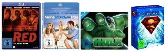 Amazon Blu ray Deals der Woche!