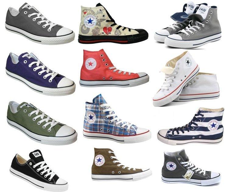 Update! Viele günstige original Converse Chucks Modelle
