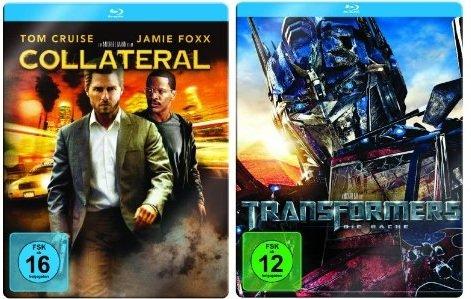Paramount Blu Ray Steelbooks für 11,97€ inkl. Versand