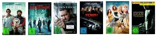 Amazon Konter! DVDs & Blu rays reduziert!