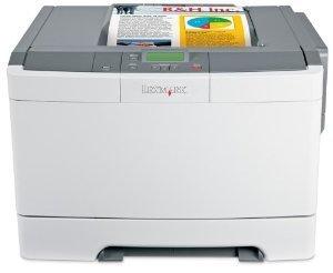 Amazon! Farblaserdrucker: Lexmark 20Seiten, 1200x1200dpi mit Netzwerkanschluß, dank Casback inkl. Versand 118,50€