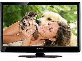 Wow! 42 Full HD TV: Hannspree (107cm) mit DVB T/C. Heute inkl. Versand 333,00€